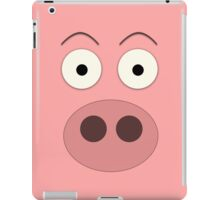 Oink! iPad Case/Skin