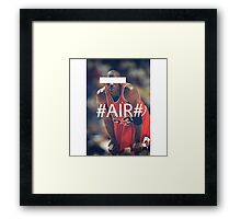 Air Covers Framed Print