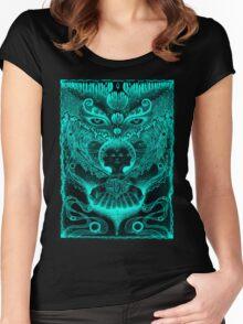 UV Meltdown  Women's Fitted Scoop T-Shirt