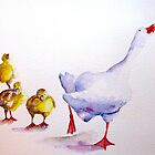 Mother Goose by Sunflower3