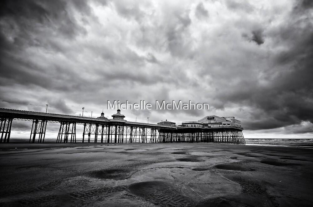 North Pier by Michelle McMahon