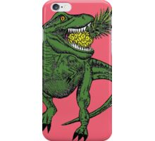 Dinosaur Pineapple iPhone Case/Skin