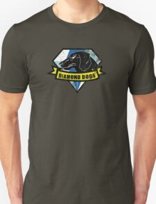 Diamond Dogs Weathered T-Shirt