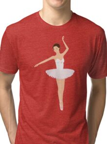 ballet dancer Tri-blend T-Shirt