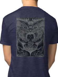 Dark Meltdown Tri-blend T-Shirt