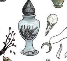 Witches' Stash Sticker