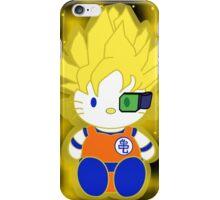 Super Saiyan Kitty 2.0 iPhone Case/Skin