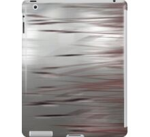 Reeds Abstract - red iPad Case/Skin
