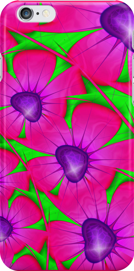 Floral Dance by inkedsandra