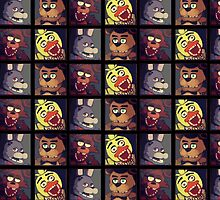 Five Nights at Freddy's by Design4You