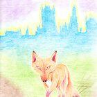 Fox by Catie Atkinson