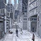 Alley by Jeremy Baum