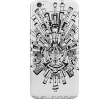 The Force iPhone Case/Skin