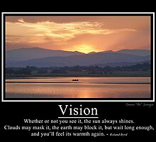 Vision by wisdomwords
