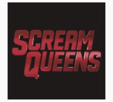 Scream Queens Logo Kids Tee