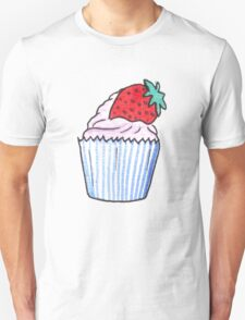 Watercolor sweet | Cupcake | Pastel color T-Shirt