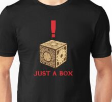 Just A Puzzle Box Unisex T-Shirt