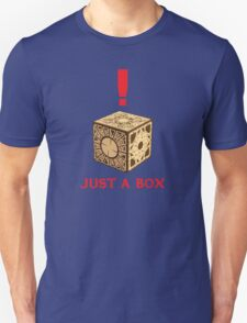 Just A Puzzle Box T-Shirt