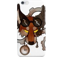 Steampunk Fox iPhone Case/Skin