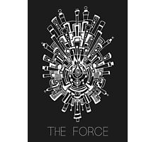 The Force Photographic Print
