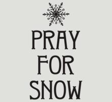 Pray For Snow by hussainyasso
