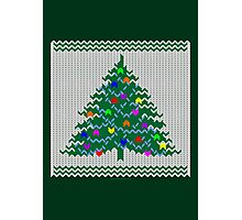 Christmas pullover Photographic Print