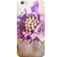 Flower texturized iPhone Case/Skin