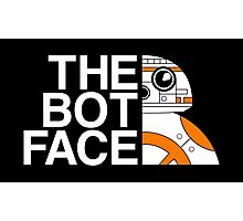 THE BOT FACE Photographic Print