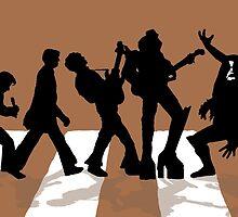 Immortal history of rock n roll ! by redblamer