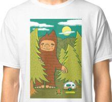 The Big 3: Big Foot Classic T-Shirt