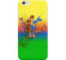 Patch Of Iris iPhone Case/Skin