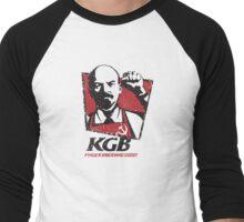 KGB Men's Baseball ¾ T-Shirt
