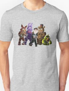 Horror - Five nights at Freddy's T-Shirt