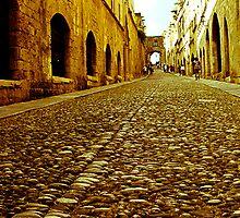 Medieval Streets by Upperleft Studios