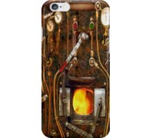 Steam Punk Boiler iPhone Case iPhone Case/Skin
