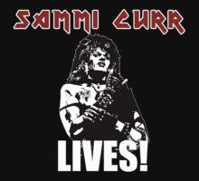 Sammi Curr Lives! by MurderTees