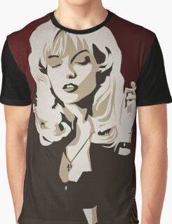 Twin Peaks - Laura Palmer Graphic T-Shirt