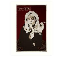 Twin Peaks - Laura Palmer Art Print