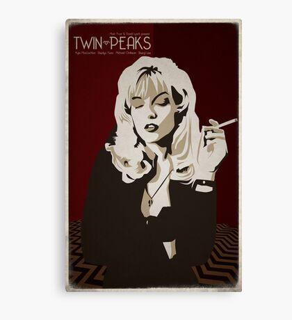 Twin Peaks - Laura Palmer Canvas Print