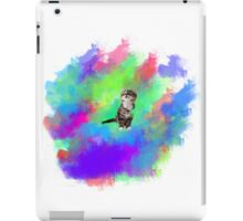 Whisker Splash iPad Case/Skin