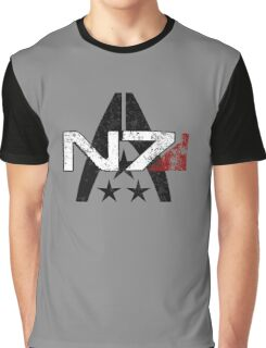 N7 Systems Alliance Graphic T-Shirt