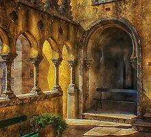 Palacio Pena, Sintra, Portugal by Taylor Moore