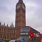 Big Ben, London by Konstantinos Arvanitopoulos