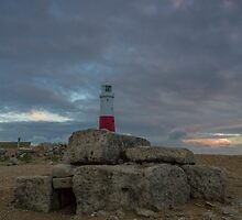 Portland Bill Lighthouse 1 of 3 by bethadin