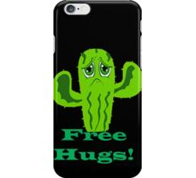 Cactus Free Hugs iPhone Case/Skin