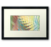 BLADES #2 Framed Print