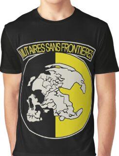 Militaires Sans Frontières Graphic T-Shirt