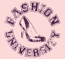 Fashion university IV (vintage) by GraceMostrens