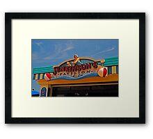 Jenkinson's Pavilion - Pt. Pleasant Beach NJ Framed Print