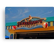 Jenkinson's Pavilion - Pt. Pleasant Beach NJ Canvas Print
